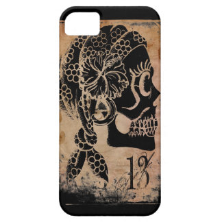 Trettonde Gipsyiphone case iPhone 5 Fodral