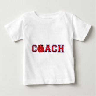 Trevlig lagledareboxninggradbeteckning tee shirt
