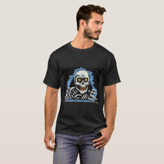 Trevlig skalleskjorta - BRA VIBES T Shirt