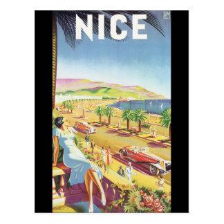 Trevlig vintage resoraffisch vykort