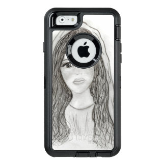 TREVLIGA MARY OtterBox DEFENDER iPhone SKAL