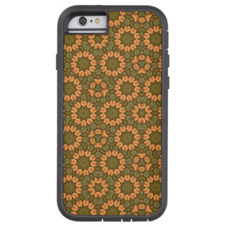 Trevligt blommamönster tough xtreme iPhone 6 case