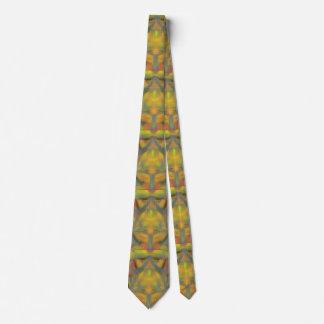 Trevligt mönster för konstig kaleidoscope slips