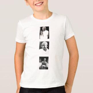 Tri-Gandhi T Shirts