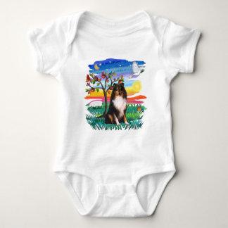 (Tri) Shetland Sheepdog, T-shirt