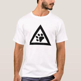 TRIANGL-tasslogotyp, manar Tshirts
