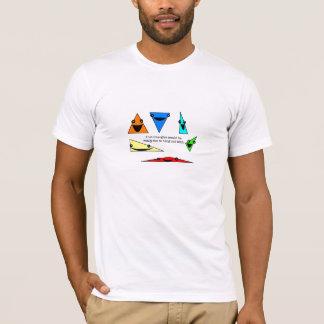 Trianglar är roliga! tröjor
