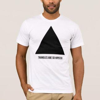 trianglar är så hipsteren t shirts