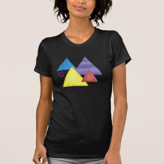 """Trianglar och """"G """", Tröjor"""