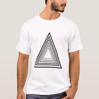trianglar t-shirts