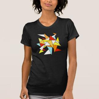 Trianglar Tee Shirt