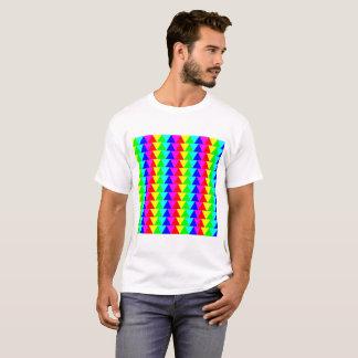 Trianglar uppåt- och neråt 10-5-2017 t-shirt