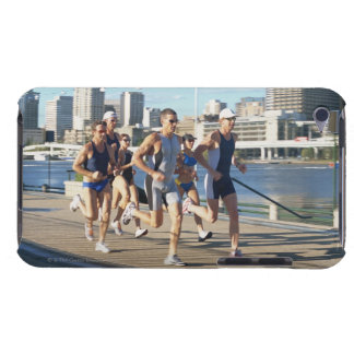Triathloners spring 3 iPod touch Case-Mate skydd