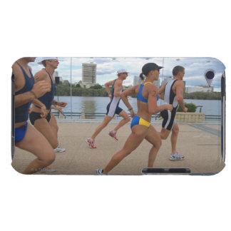 Triathloners spring 4 iPod touch överdrag