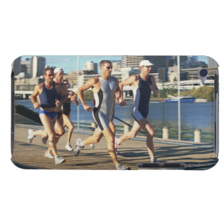 Triathloners spring Case-Mate iPod touch fodral