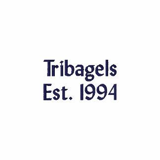 Tribagels broderade T