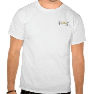 Tribute för knoppar för idékonst fyra t shirts