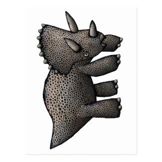Triceratops! Vykort