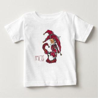 trick för bebiset t shirts