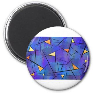 Tridiussos V1 - digital abstrakt Magnet