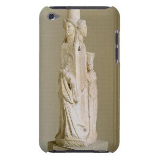 Triform Herm av Hecate, marmorskulptur, loftpe Barely There iPod Fodraler