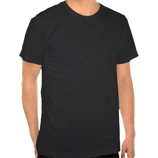 Trigon (vit) t-shirts
