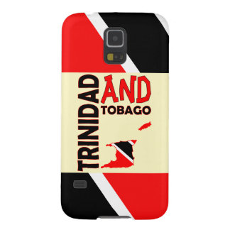 Trinidad och Tobago Galaxy S5 Fodral