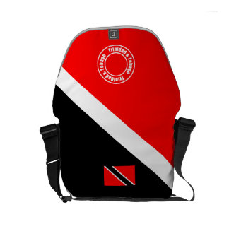 Trinidad och Tobago Kurir Väska