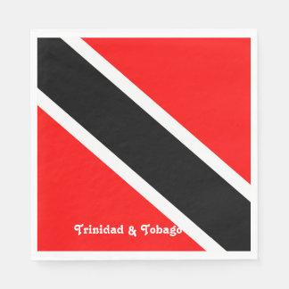 Trinidad och Tobago Servetter