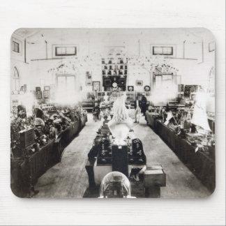 Trinidad och Tobago utställning, 1890 Musmatta