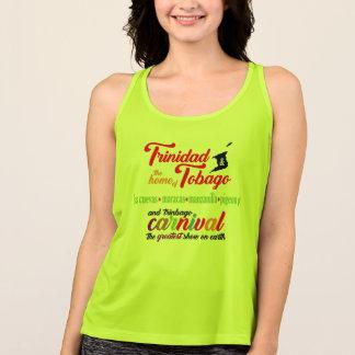 Trinidad & Tobago- hem av… 4 (tända), T-shirts