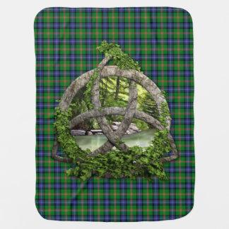 Trinity för Celtic för klanJones Tartan Bebisfilt