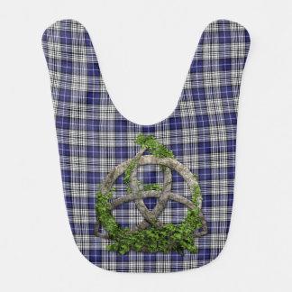 Trinity för Celtic för klanNapier Tartan Hakklapp