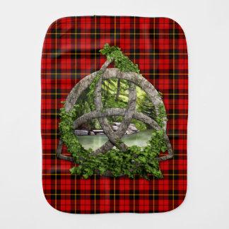 Trinity för Celtic för klanWallace Tartan Bebistrasa