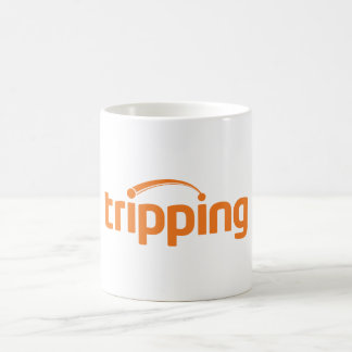 Tripping.com kaffemugg vit mugg