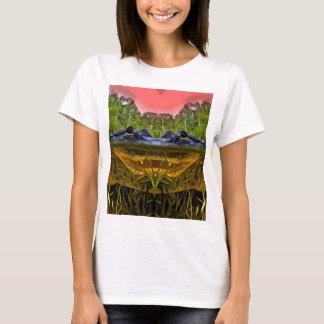 Trippy alligator tröjor
