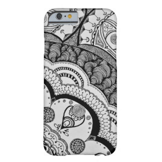 Trippy Barely There iPhone 6 Skal