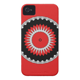 Trippy Hippie 5 för Kris Alan dräkt Case-Mate iPhone 4 Fodral