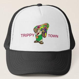 Trippy lastbilsförare keps