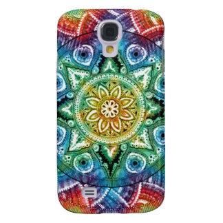 Trippy Mandala Galaxy S4 Fodral
