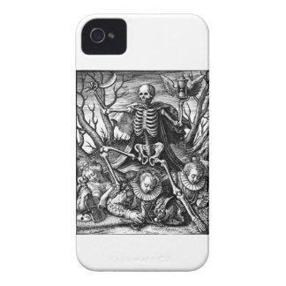 Triumfera blackberry boldfodral för död iPhone 4 skydd