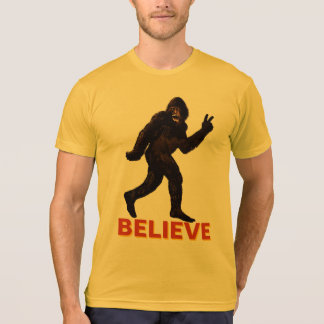 Tro Bigfoot Sasquatch Yeti Tshirts