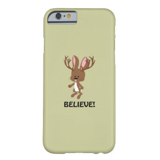 Tro! Gulliga Jackalope Barely There iPhone 6 Skal