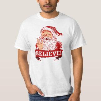 Tro i jultomten tröjor