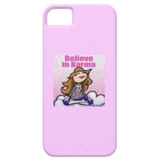 Tro i Karmaiphone case iPhone 5 Skydd
