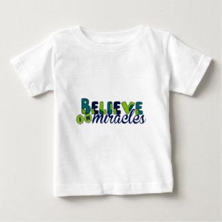 Tro i mirakel t shirts