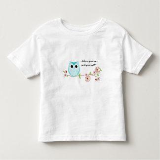 Tro kan du, och du ska småbarntShirten Tshirts