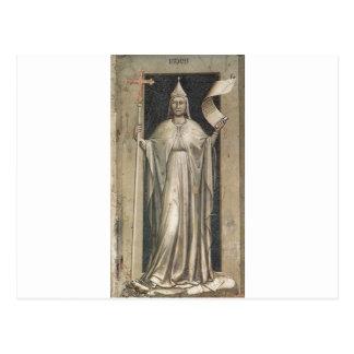 Tro vid Giotto Vykort