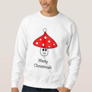 Tröja för Santa hattchampinjon