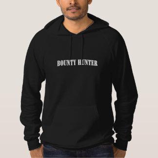 Tröja för skjortor för skottpengarjägare T Hooded